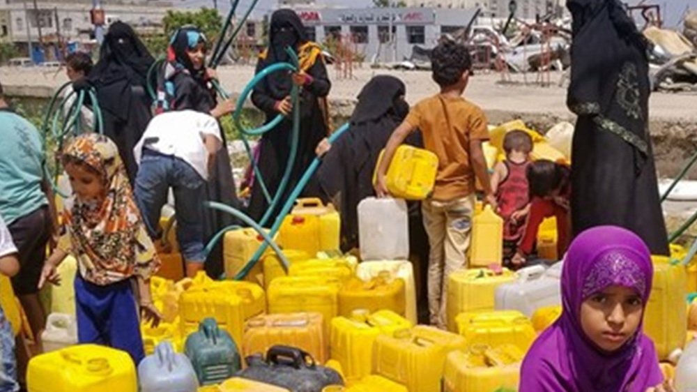 IOM: 15mn Yemenis have no access to safe water