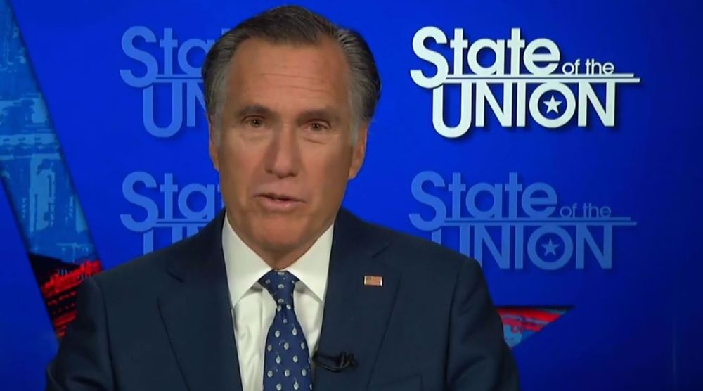 Romney: Both Biden, Trump administrations to blame for Afghanistan crisis