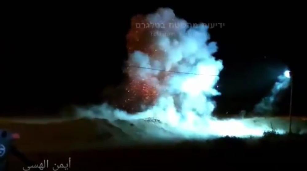 Hezbollah: Bombe H anti-Israël explose!