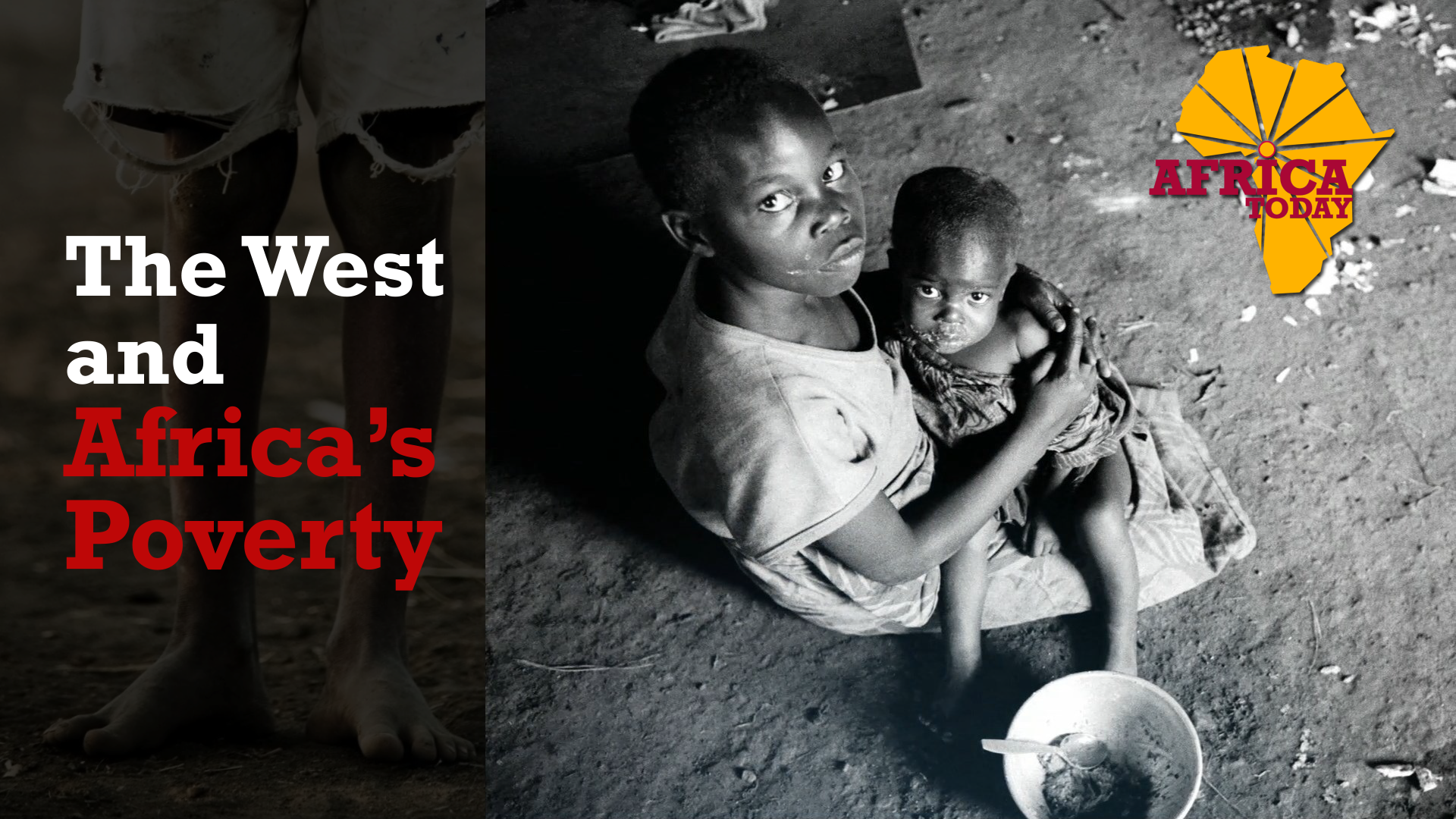 The West and Africa's poverty