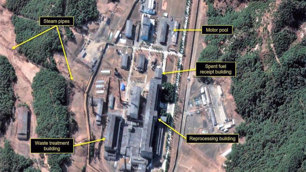 IAEA suspects North Korea has restarted nuclear reactor