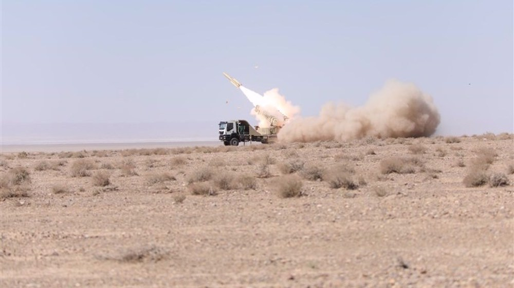 Iran successfully tests new generation of Mersad missile system
