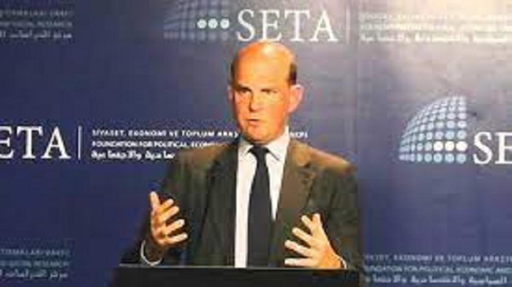 Civil servant who lost secret files was set for NATO ambassadorial role