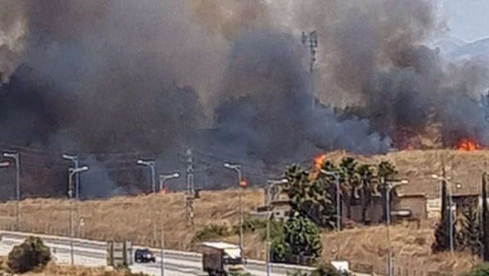 Israël ciblé de missiles...
