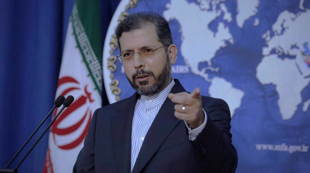 Iran: Israel's malign behavior stems from West's blind support