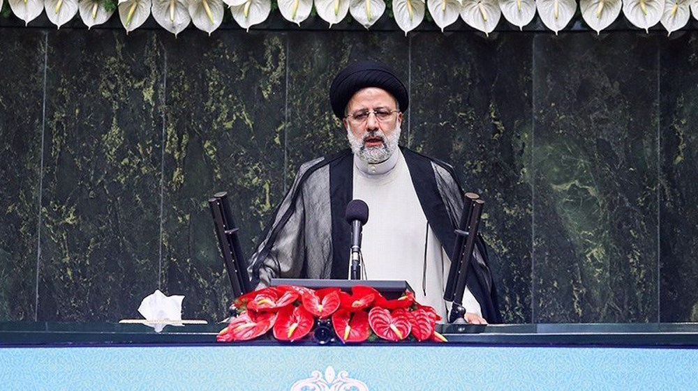 Raeisi: Sanctions will not dissuade Iranians from pursuing their rights