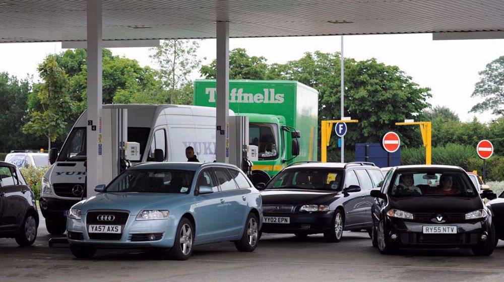 UK petrol prices hit eight-year high, with more rises expected