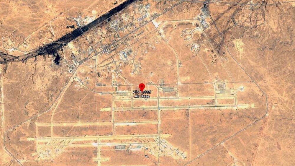 Le Pentagone fuit Aïn al-Assad !