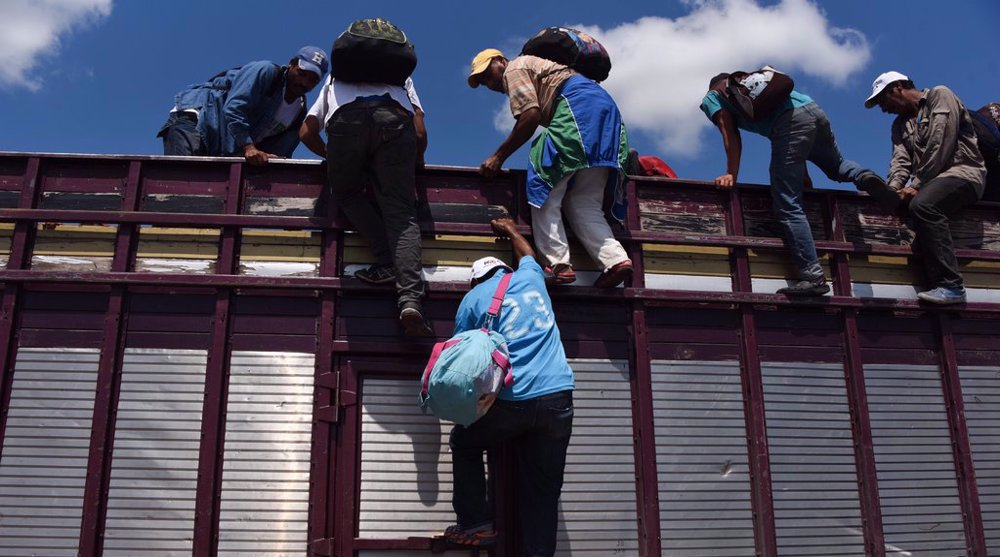 Report: US begins expelling migrants to south Mexico under Trump-era policy