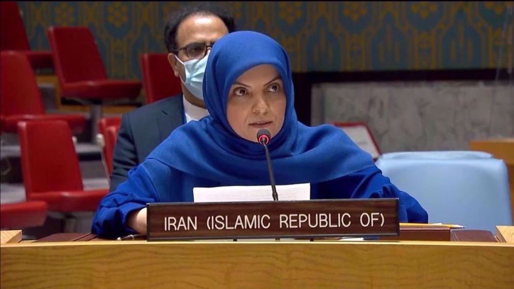 Iran: Israel playing victim to cover up its crimes in Palestine