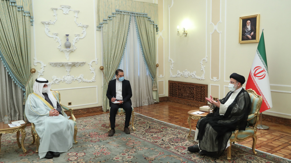 Iran's new president urges dialogue, interaction to solve regional issues