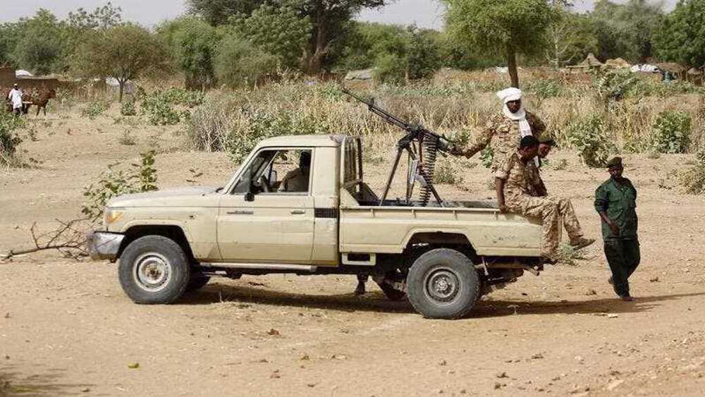 At least 20 people, including children, shot dead by paramilitary group in Sudan