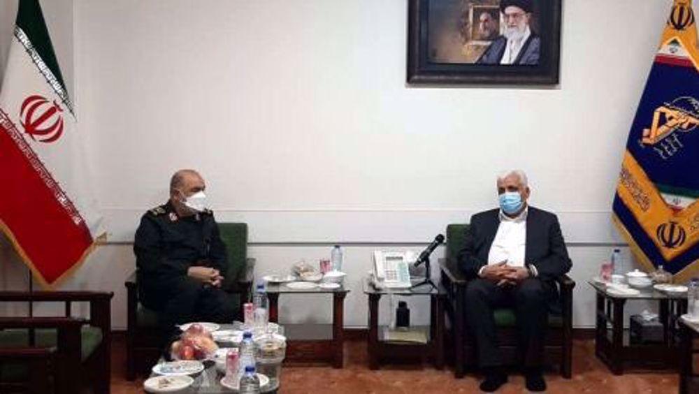 Irak: message du CGRI aux USA