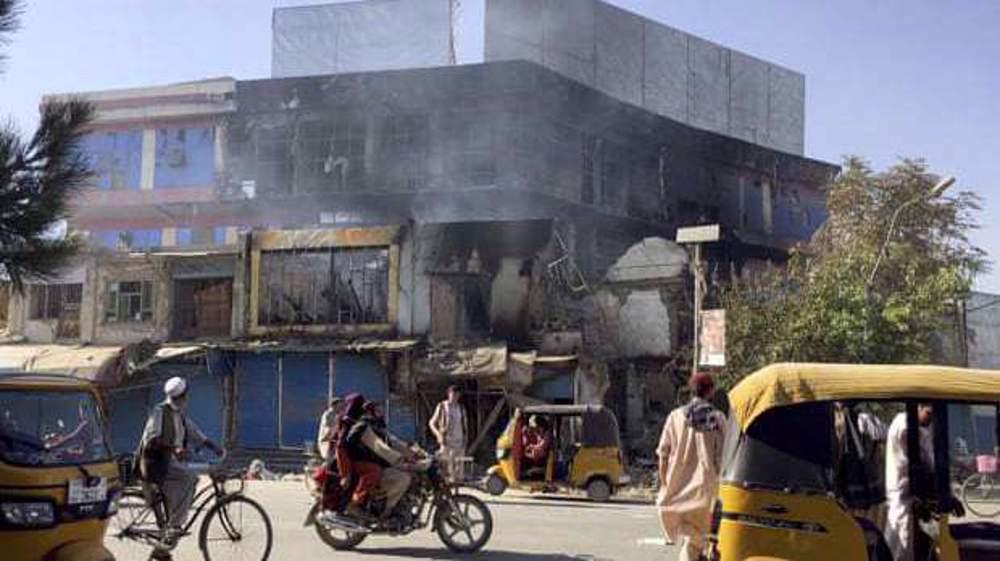 Taliban make rapid advances, overrun three northern Afghan cities