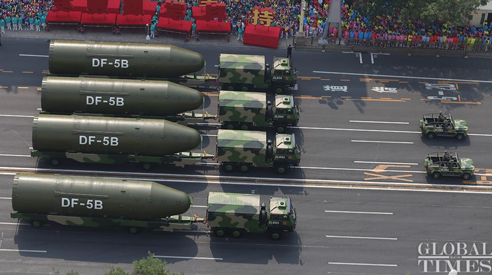 Une frappe nucléaire anti-Chine?