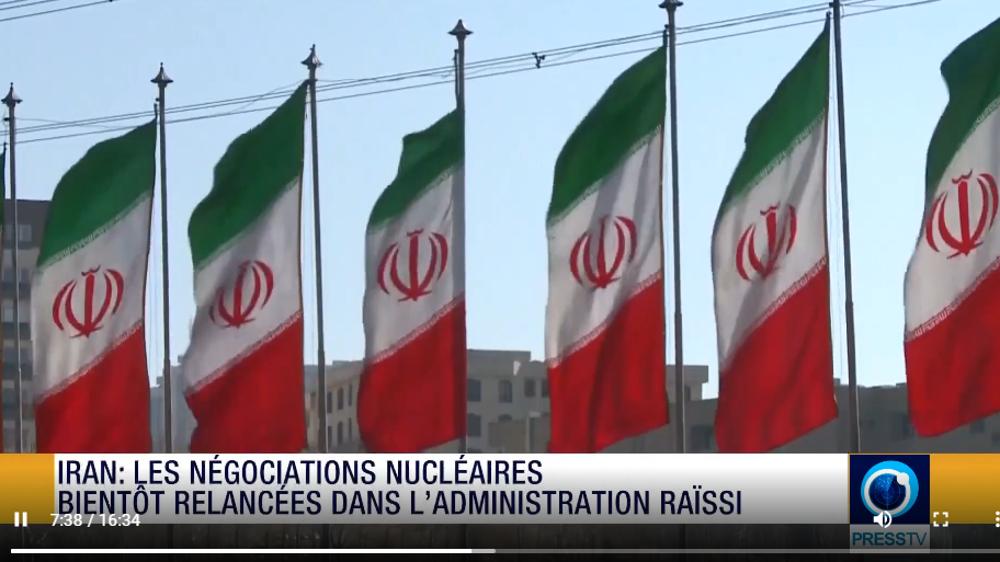 Iran Info du 9 août 2021