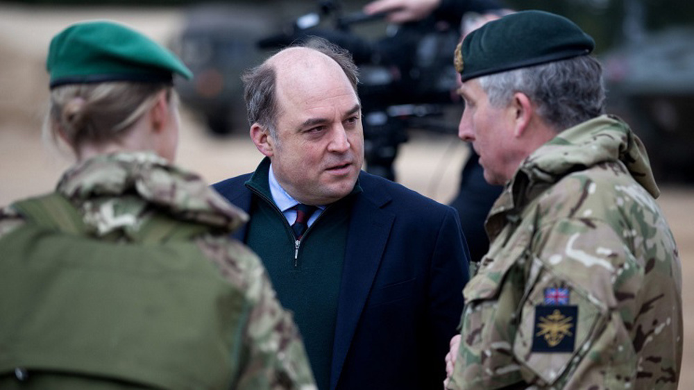 Defense Secretary Wallace blames US and NATO for UK defeat in Afghanistan