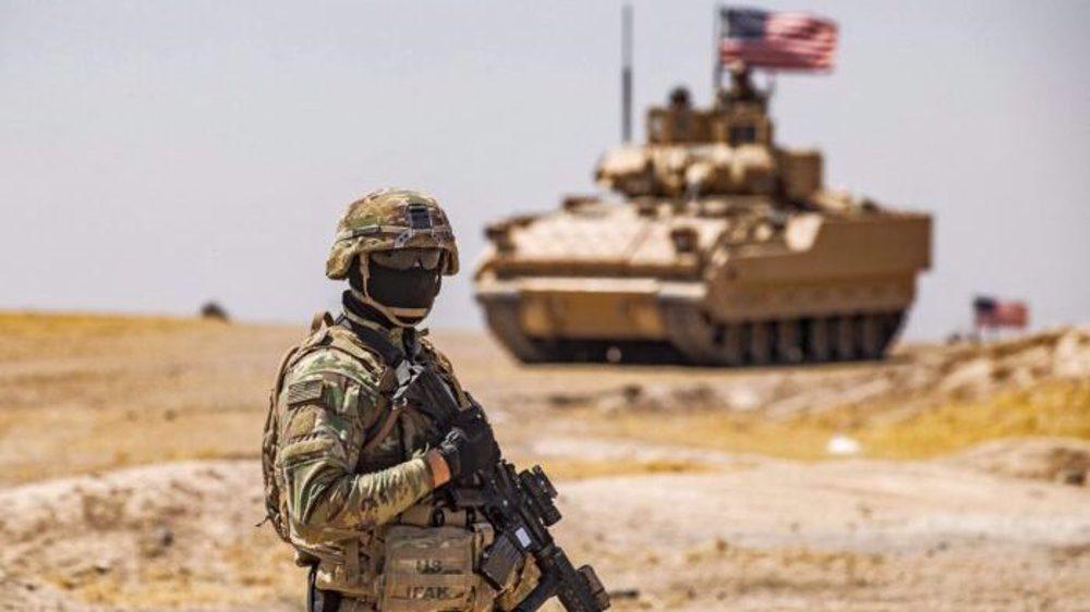 SANA: US tanker trucks transport stolen Syrian oil to Iraq