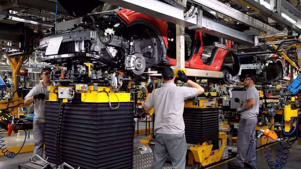 Brexit red tape hits UK manufacturing of goods from cars to fridges