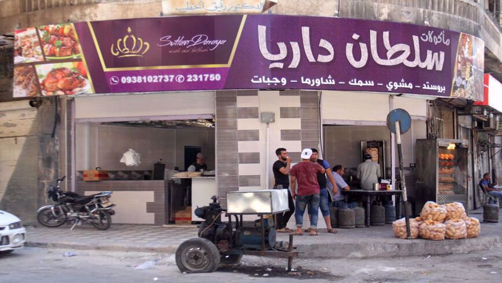 Report: Takfiri militants laundering money in northern Syria
