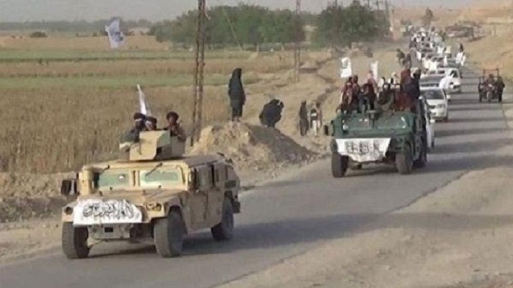 Taliban capture 6th Afghan provincial capital, Aibak: Deputy governor