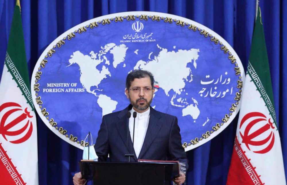 Iran terms security of Persian Gulf 'red line', slams UK for siding with Israel