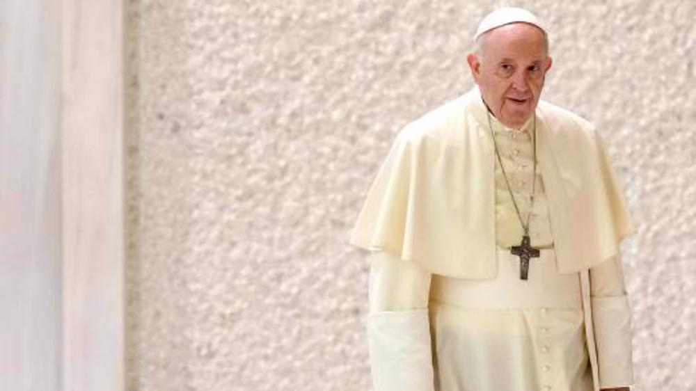Pope Francis condemns two-decade US war in Afghanistan