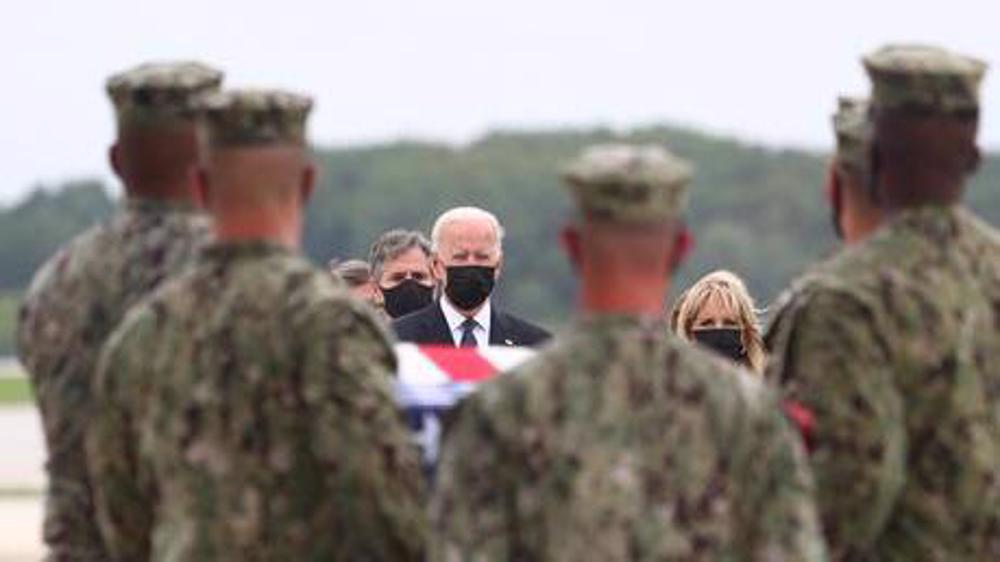 'Burn in hell!': Biden faces criticism from families of 13 soldiers killed in Kabul attack