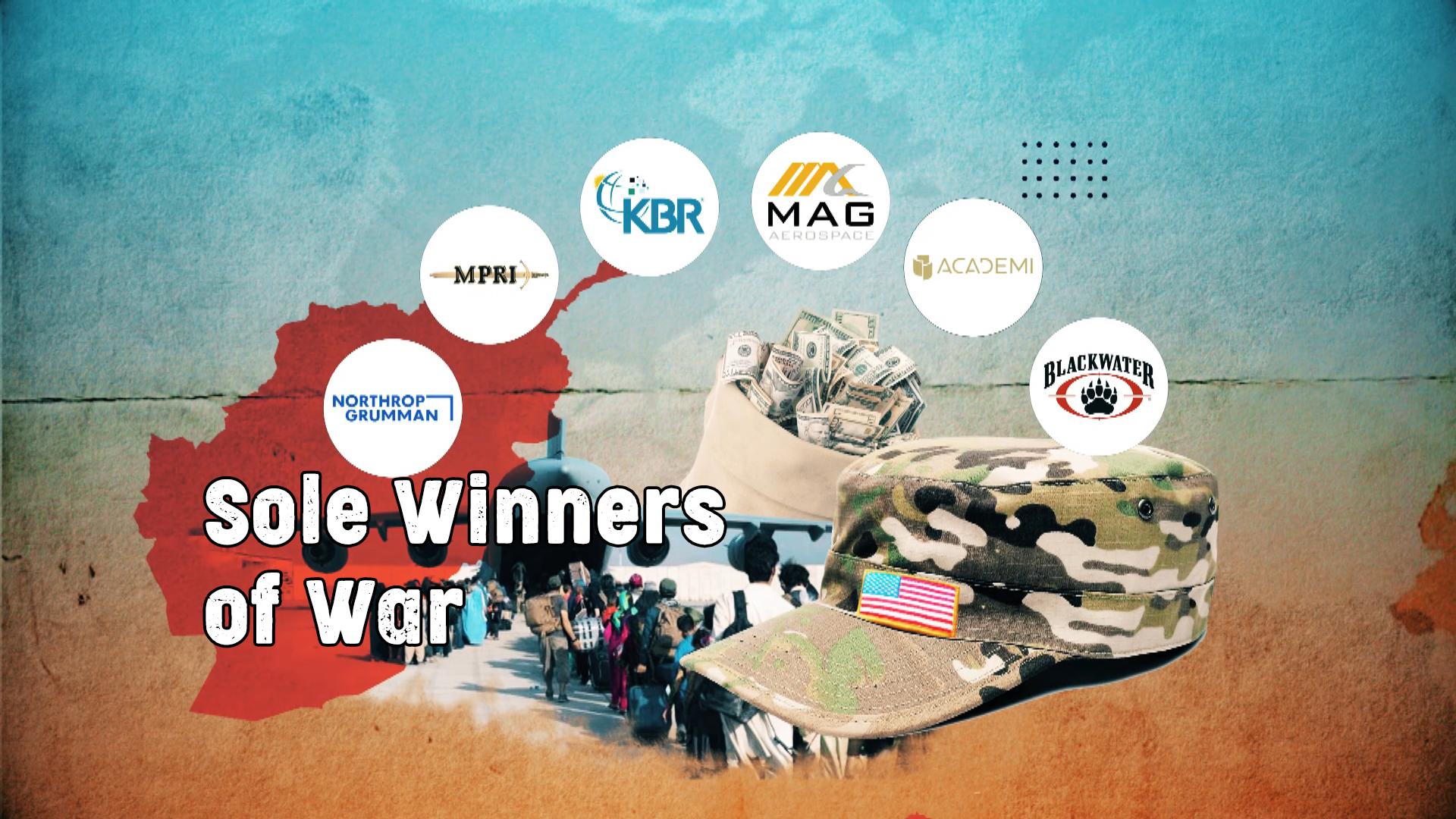 Sole winners of war