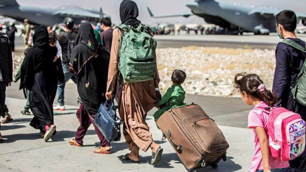 US chiefly responsible for Afghan refugee crisis: Analyst tells Press TV