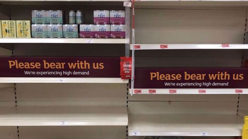 Britons set to face 'permanent shortages' in supermarkets, trade body warns