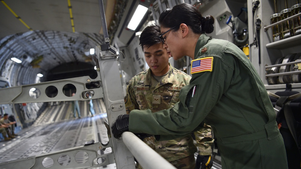 US Air Force review finds women, minorities treated differently