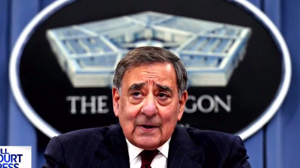 Panetta is part of US 'machinery that encourages never-ending wars'