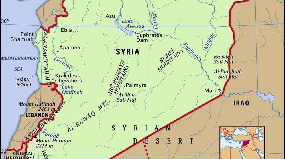 La Syrie déclare la guerre aux troupes US