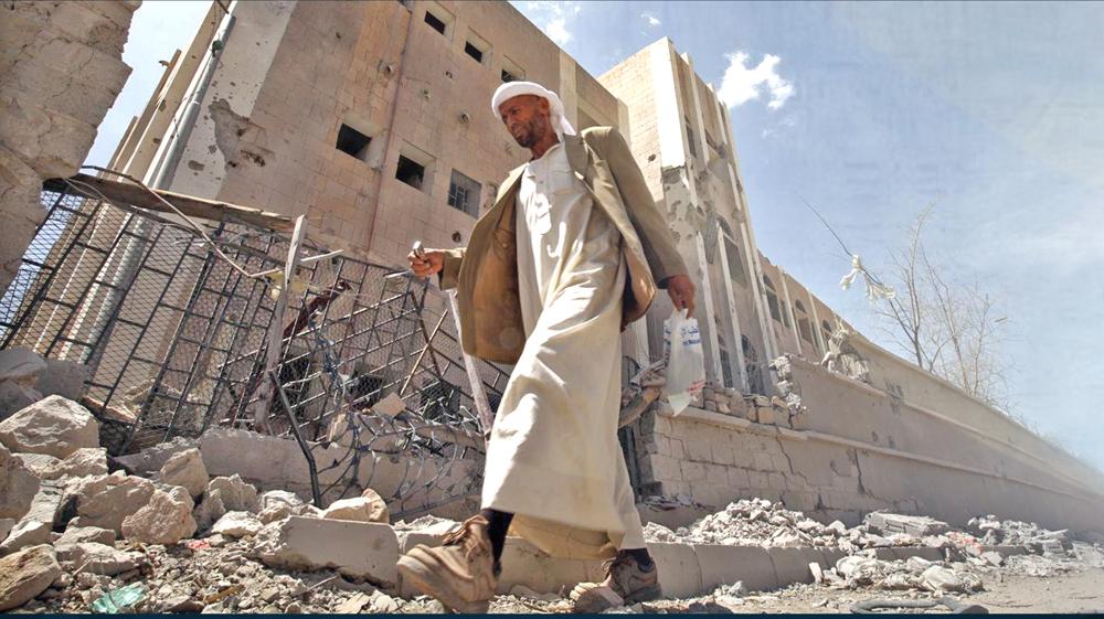 UN envoy: Siege on Yemen tied to political issues