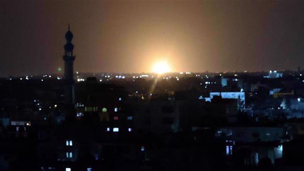 Israel pounds several locations in Gaza Strip days after landmark jailbreak