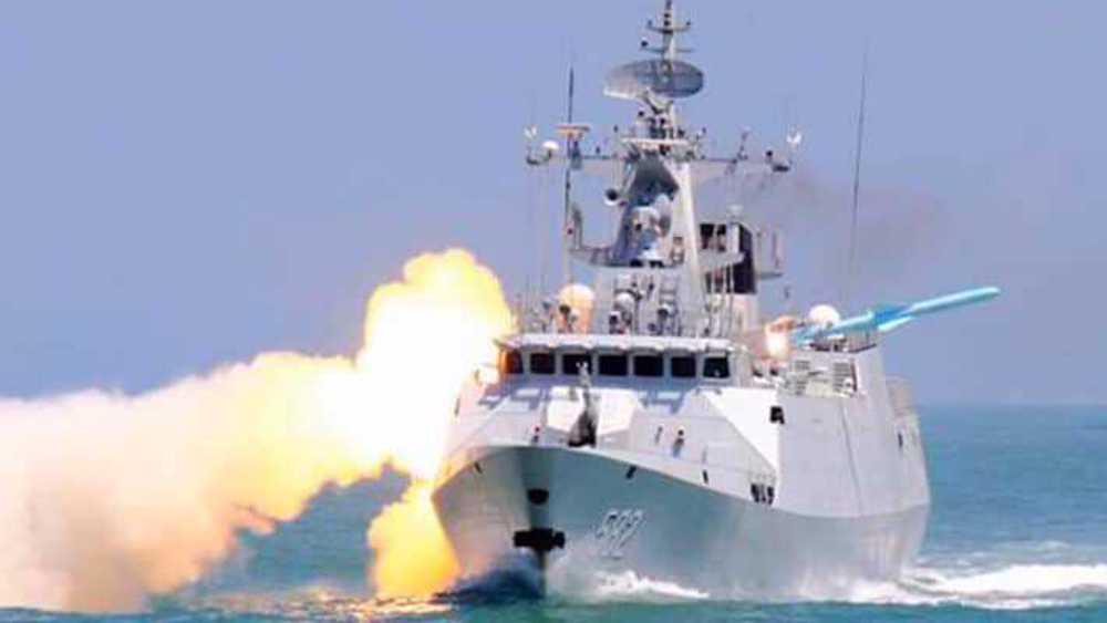Les navires en route pour l'Algérie