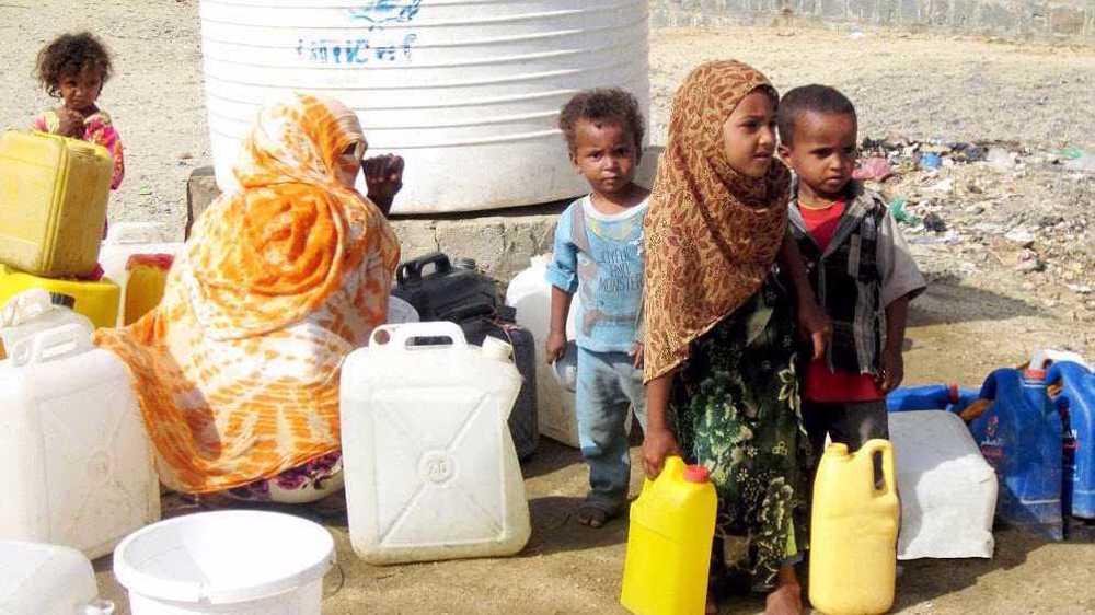 Yemen: Weaponizing water