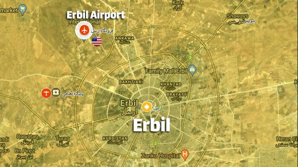 Irak: CIA/Mossad criblés de drone!