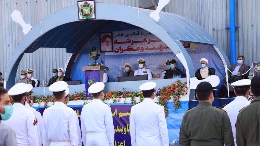 Iran welcomes back flotilla from Atlantic voyage