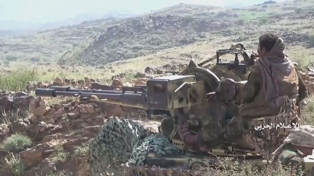 Yemen's army liberates 1200 Km of territory in north of country