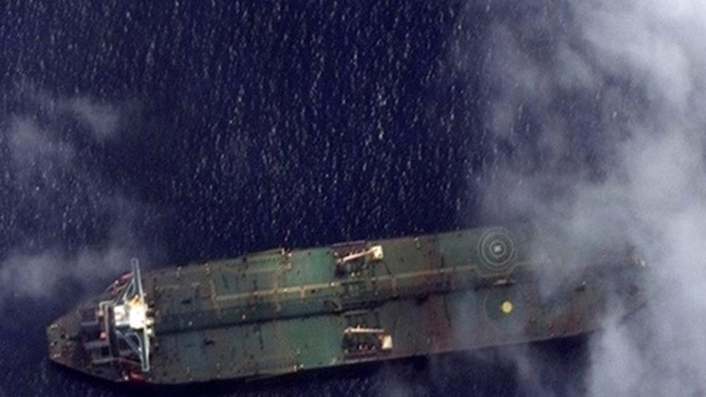 Liban: les pétroliers iraniens,