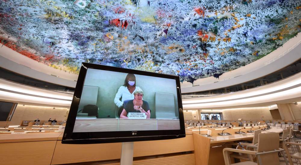 UN rights chief censures 'lack of inclusivity' of Taliban interim administration