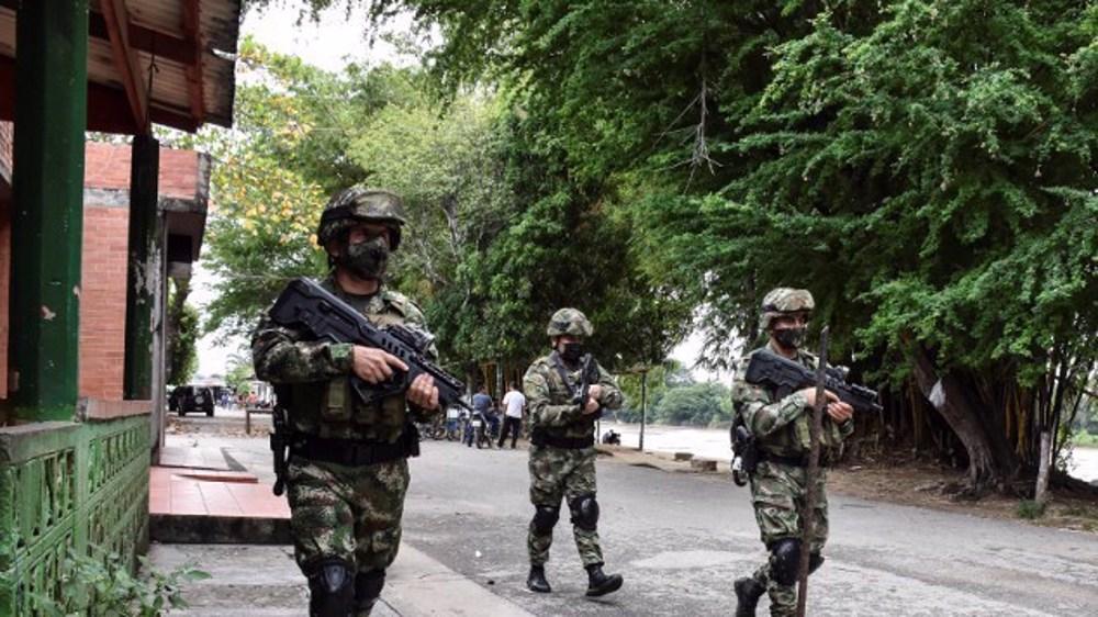 Colombia, Venezuela tensions rise as Bogota boosts troop presence on border