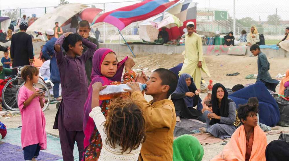 Donors pledge $1.1 billion in aid for Afghanistan amid looming catastrophe