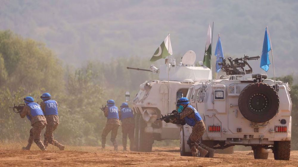 China shows off defense diplomacy with multinational peacekeeping exercise