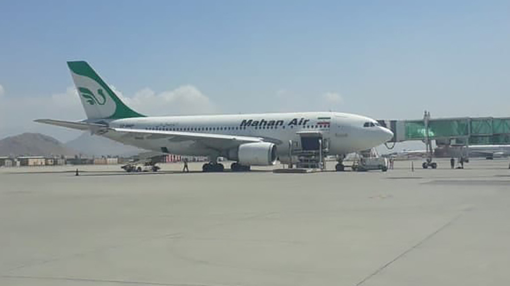 Iran's first humanitarian flight since Taliban takeover lands in Kabul