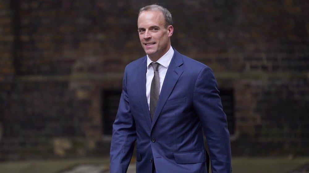 UK prime minister demotes foreign secretary in cabinet revamp