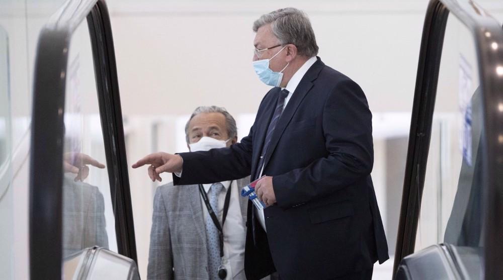 Russia: IAEA board calls for resumption of Vienna talks
