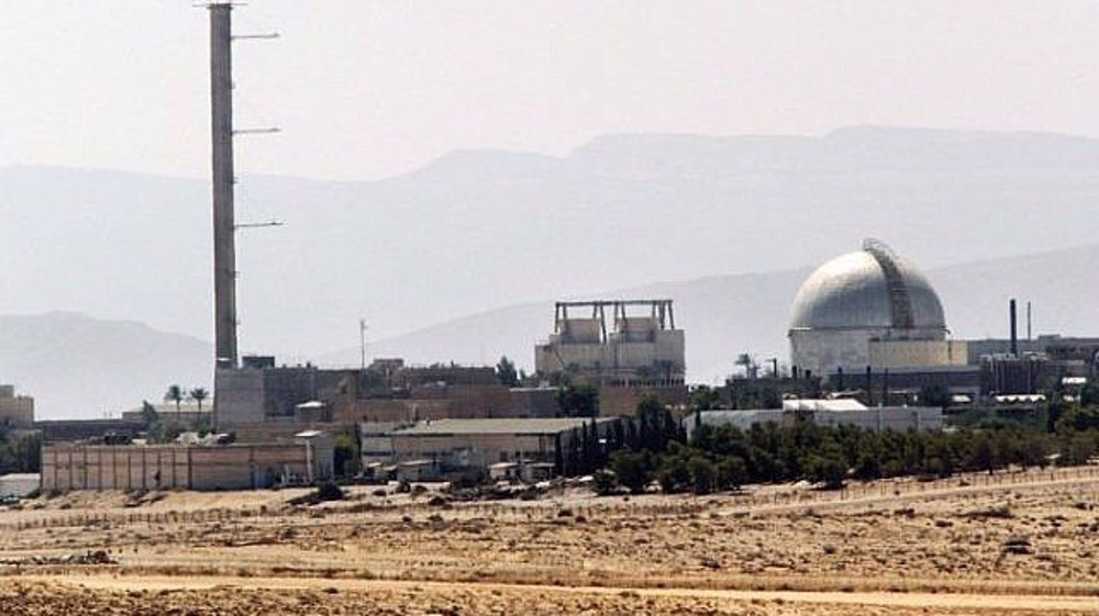 Iran censures world for turning blind eye to Israel's nuclear arsenal